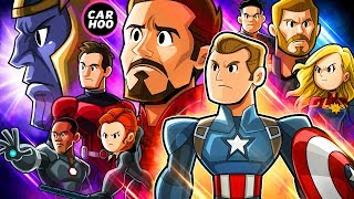 What If Avengers Endgame Ended Like This?