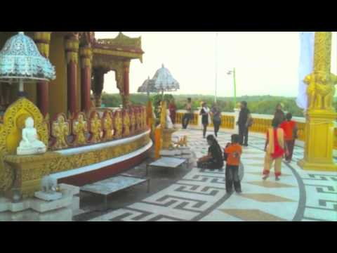 Chittagong golden tample