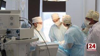 В Нефтекамске провели операцию по онкологии малоинвазивным методом