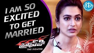 I Am So Excited To Get Married   Kriti Kharbanda    Talking Movies With IDream