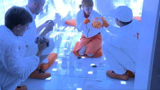 "Ars Electronica 2009: etoy - mission eternity ""ceremony"""