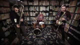 Moon Hooch - Contrabass Dubstep - 2/17/2017 - Paste Studios, New York, NY