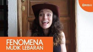 Fenomena Mudik Lebaran (feat. Sacha Stevenson)
