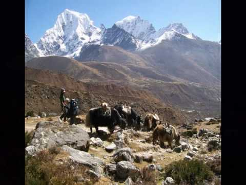 Everest Nepal Himalayas