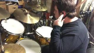 Man I Feel Like A Woman (Drum Cover) by Ian Koeller