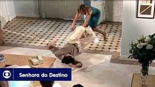 Senhora do Destino: capítulo 154 da novela, terça, 17 de outubro, na Globo
