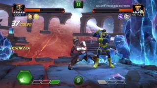 Fighting Cyclops 90's (blue team) - Going for LoL 100% tips