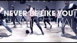 Never Be Like You - Flume Ft Kai / Lester Fisherman Urban Choreography
