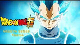Dragon ball super SSGSS/SSB vegeta theme