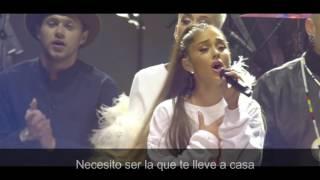 Ariana Grande - One Last Time Subtitulado (One Love Manchester)