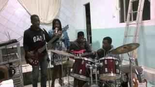Caia Fogo do ceu Fernandinho (Banda Adonay)