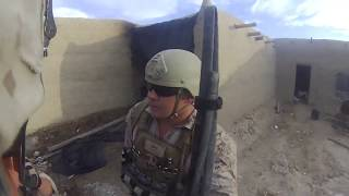 Lucky Marine Survives Sniper Headshot By Inches In Afghanistan