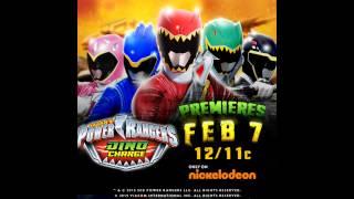 Power Rangers Dino Charge Air Feb 7th 2015