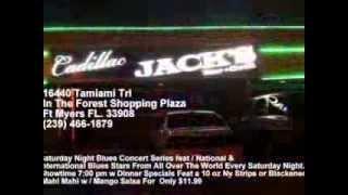 Cadillac Jacks Blues Concert Series Joel Da Silva