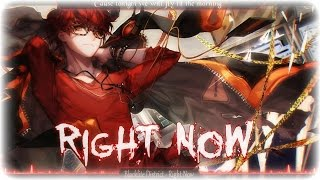 Nightcore - Right Now