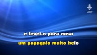 ♫ Karaoke O MEU PAPAGAIO - José Malhoa