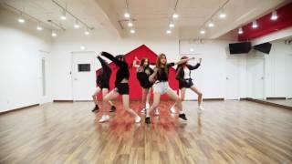 [mirrored] GFRIEND - FINGERTIP Dance Practice Video