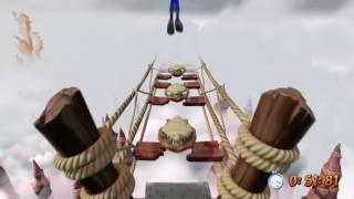 Crash Bandicoot N. Sane Trilogy: The High Road (Time Trial - Platinum Relic)