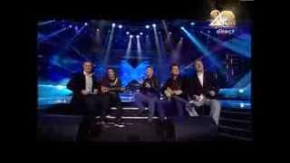 """Holograf - """"Cat de departe"""" - X Factor Romania, sezonul trei"""