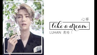 LUHAN (鹿晗) | Like a Dream (心率) [chinese/pinyin/english lyrics]