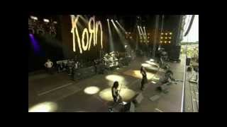 Korn - South of Heaven (Slayer cover) live
