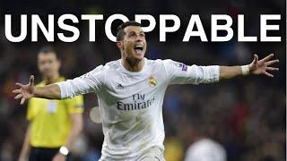 Cristiano Ronaldo • Unstoppable • 2015/16 • HD