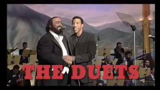 indieFilmNet presents The Legendary Pavarotti Duets