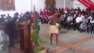 Ngalanga dança tradicional