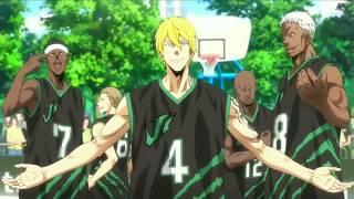 Kuroko No Basket: Last Game AMV - The Resistance
