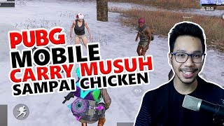 KITA BAWA MUSUH SAMPAI CHICKEN - PUBG MOBILE INDONESIA