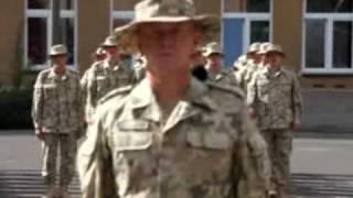 Podhalańczycy lecą na wojnę do Afganistanu