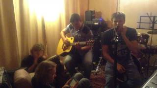 defaultcoverband - Where did all the love go  (kasabian COVER)