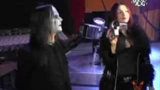 Joey Jordison interview about his live performances (Uranium)