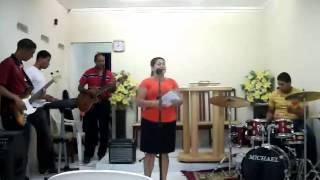 HARPA CRISTÃ HINO 459 (De Deus mui são..) GRUPO ELETRÔNICO E ELIENE FARIAS