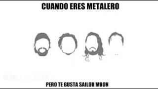 Sailor moon metal