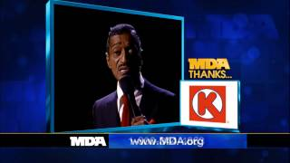 Sammy Davis Jr - 2013 MDA Telethon Memorable Moment