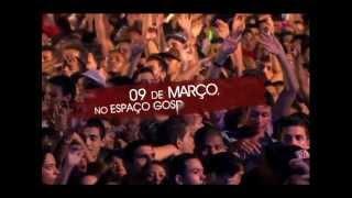 """Lançamento do CD """"Teus Sonhos"""" de Fernandinho - Dia 9 de Março no Espaço Gospel."""