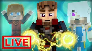 Minecraft FAIRY TAIL ORIGINS #6.2 - TIME TRAVEL MAGIC! (Minecraft Modded Roleplay) width=
