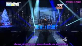 [ENG SUB] 121221 Ailee (에일리) - Heaven feat. INFINITE H (인피니트-H)