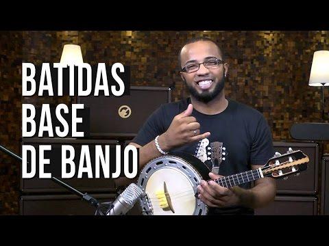 Batida Base De Banjo (aula técnica)