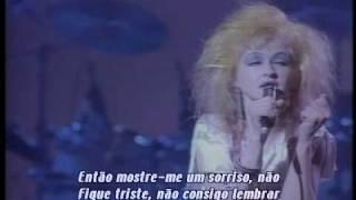 CYNDI LAUPER - TRUE COLORS - ACAPELLA VERSION.avi