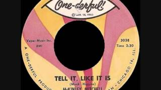 McKinley Mitchell - Tell It, Like It Is