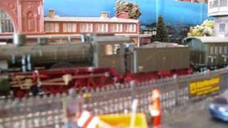 Locomotiva a Vapor -  Fleischmann - Ref. 4828