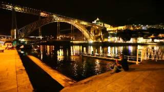 Porto quartier de la Ribeira fado au bord du Douro
