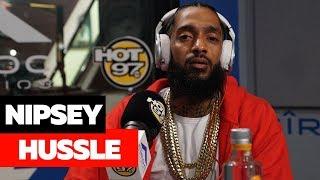 Nipsey Hussle - Funkmaster Flex Freestyle