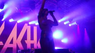 Peaches - live at The Meredith Music Festival 2016