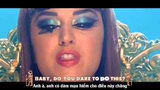 Lyrics Vietsub Dark Horse   Katy Perry ft Juicy J