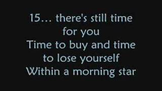 100 Years - Five For Fighting (lyrics)