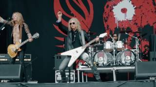 The Dead Daisies Download Festival Wrap 2017