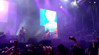 Kings of leon - Waste a moment - Live Out Mty 2016